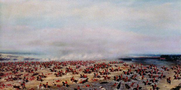 Batalla de Tuyuti (1867) la mas grande de América