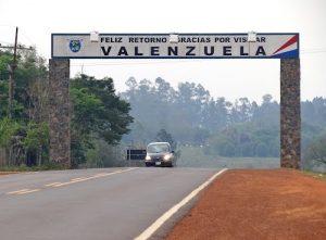 Valenzuela obtuvo su independencia de Piribebuy